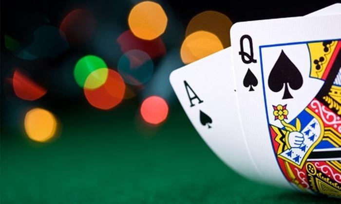 Enjoy - Enjoy: $13.850 en vez de $27.700 por inscripción a Gran Torneo de Poker nivel principiante con un pozo millonario + 2 tragos en Casino Rinconada de Enjoy Santiago. Elige fecha de participación