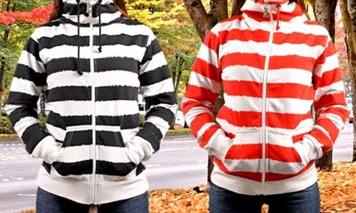 Groupon Shopping (Polerón O'Neill): $12.200 en vez de $24.530 por polerón de mujer O'Neill con color a elegir. Incluye despacho