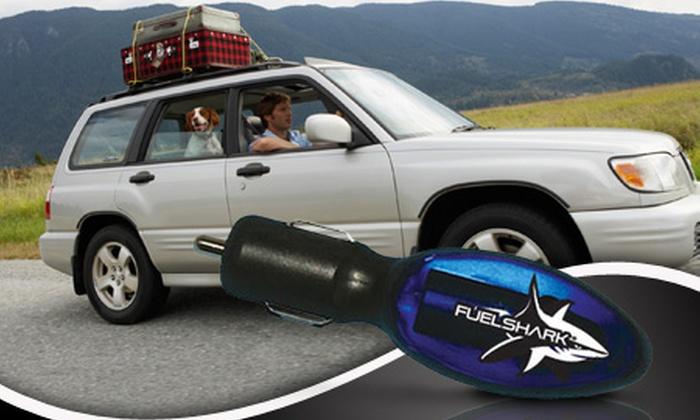 Groupon Shopping (Neosocket): Paga $10.990 por economizador de bencina Fuel Shark Neosocket con despacho