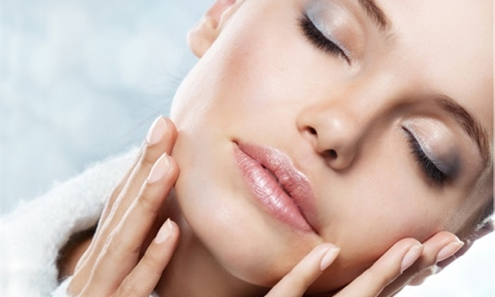 Jkrear Belleza - Jkrear Belleza: Paga desde $8.740 por manicure + ondulación y tinte de pestañas con opción a masaje de relajación en Jkrear Belleza