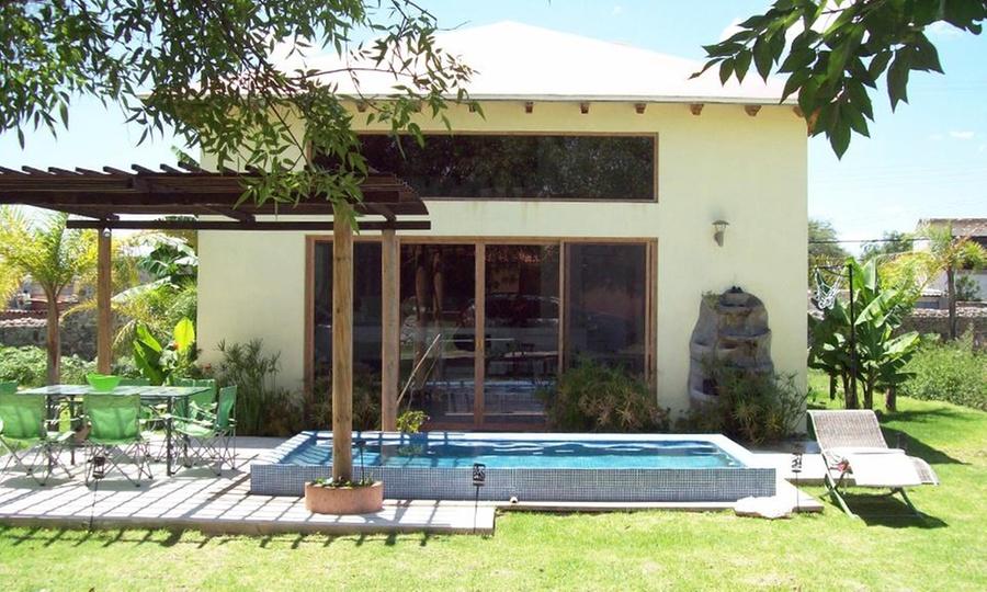 Villas Premier (Tequisquiapan): Tequisquiapan: 1 o 2 noches para hasta 9 o 10 personas + acceso a instalaciones en Villas Premier