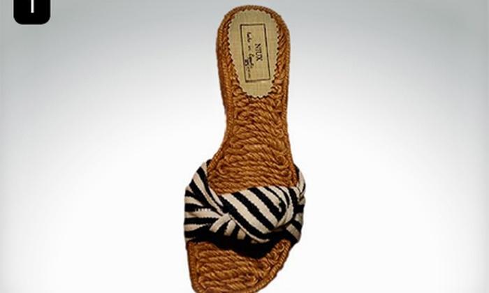 NIUX Desde $399 por sandalias o alpargatas españolas con envío. Elige modelo y color