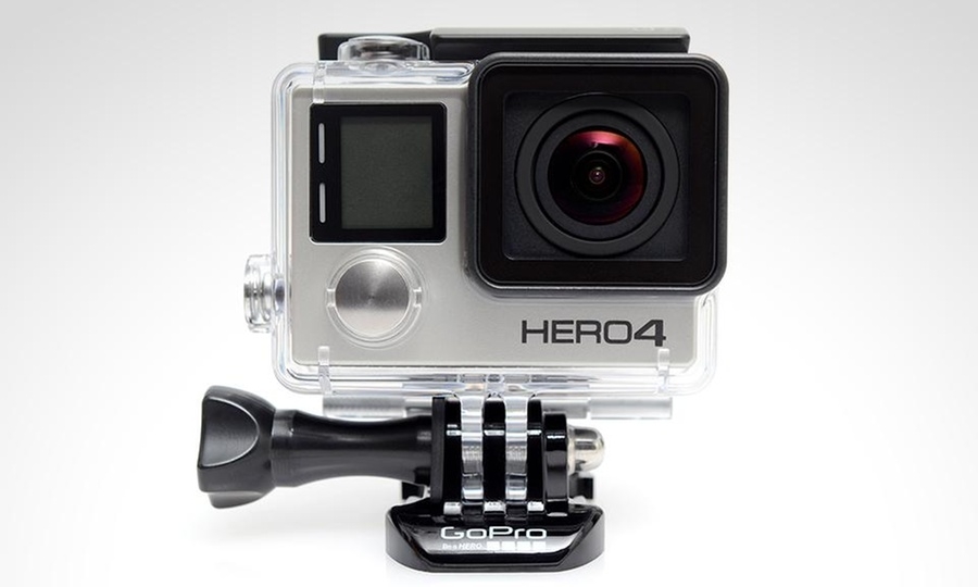 Groupon Shopping: GoPro Hero 4 Silver. Incluye despacho