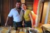 Lezione privata di cucina con chef siciliano e cena di 4 portate pr...