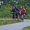 Biking Turnagain Arm and Wildlife Conservation Center tour