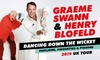 Tickets to see Graeme Swann and Henry Blofeld - Dancing Down The Wi...
