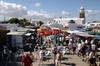 Mercado callejero Teguise desde Playa Blanca y Puerto del Carmen
