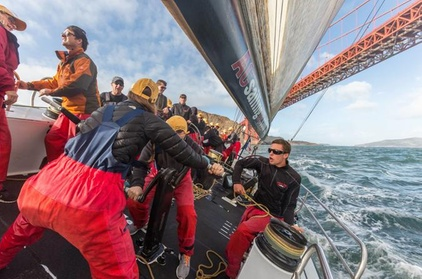 America's Cup Sailing Adventure on San Francisco Bay: Race Day 598140e0-6750-4d4e-85e3-34d483638941