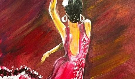 Paint and Sip: Let's Go Flamenco 91a286e6-acb3-4f6c-8329-7e3e1a3aa914