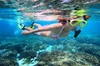 Abrolhos Islands Scenic Flight & Snorkel Adventure from Perth