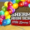 Ferris Fest: Shermer High School 1986 Spring Dance