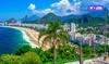 ✈ BRÉSIL | Rio De Janeiro - Rondonia Palace Hotel 3* - Centre ville
