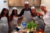 Lezione di cucina con uno chef a Capri