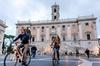 Tour in bicicletta di Roma per piccoli gruppi