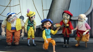 Center for Puppetry Arts: The Little Pirate Mermaid