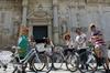 Tour del cibo di strada a Lecce in bicicletta