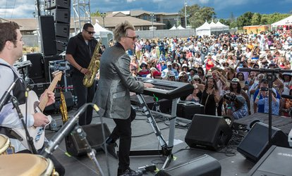"image for ""Napa Valley Jazz Getaway"""