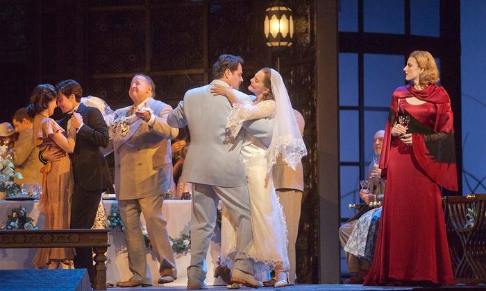 Metropolitan Opera House - Lincoln Square: Le Nozze di Figaro (The Marriage of Figaro) at Metropolitan Opera House
