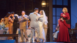 Metropolitan Opera House: Le Nozze di Figaro (The Marriage of Figaro) at Metropolitan Opera House