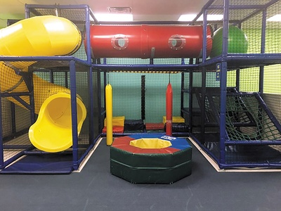 $20 For 5 Open Play Sessions For 1 Child (Reg. $40)
