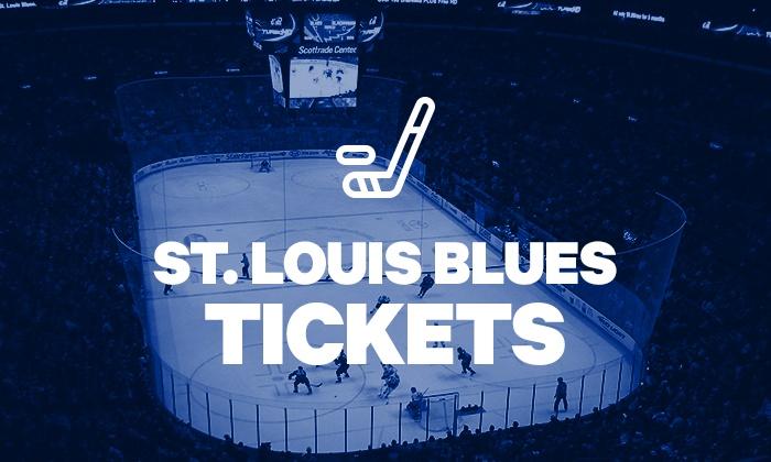 st louis blues tickets
