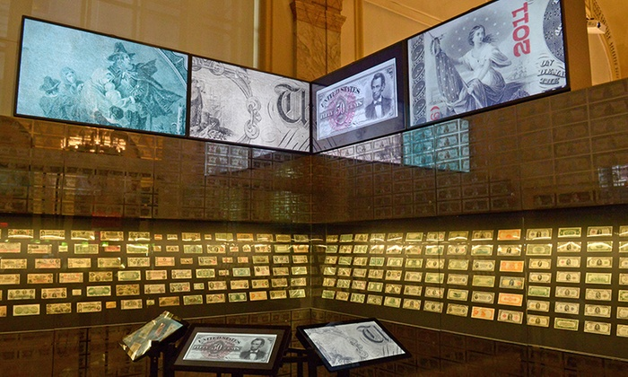 Museum of American Finance - Financial District: Museum of American Finance: America in Circulation at Museum of American Finance