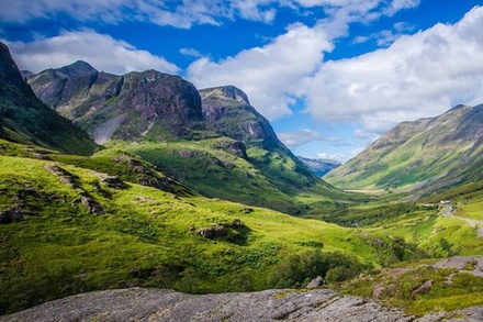 Loch Ness, Glencoe & The Highlands Tour From Edinburgh