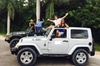 Cozumel Private Jeep Tour with Lunch and Snorkel