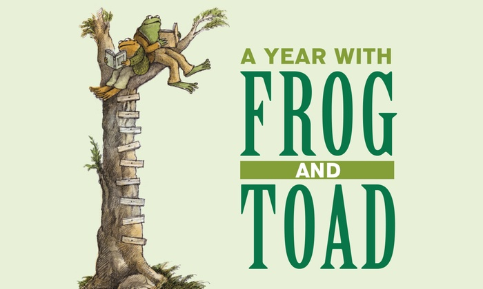 """Arden Theatre - Old City: """"A Year with Frog and Toad"""" - Friday January 27, 2017 / 7:00pm"""