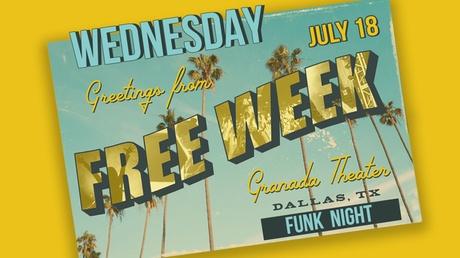 Granada Theater Funk Night - Wednesday, Jul 18, 2018 / 8:00pm b5bd0da6-ac46-4d8a-9e5a-ce5ca2506e26