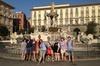 Tour a piedi della città di Napoli con mercati alimentari