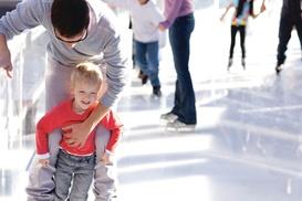 $22 For 4 Public Skating Admissions & 4 Skate Rentals (Reg. $44) at BILL GRAY'S REGIONAL ICEPLEX, plus 6.0% Cash Back from Ebates.