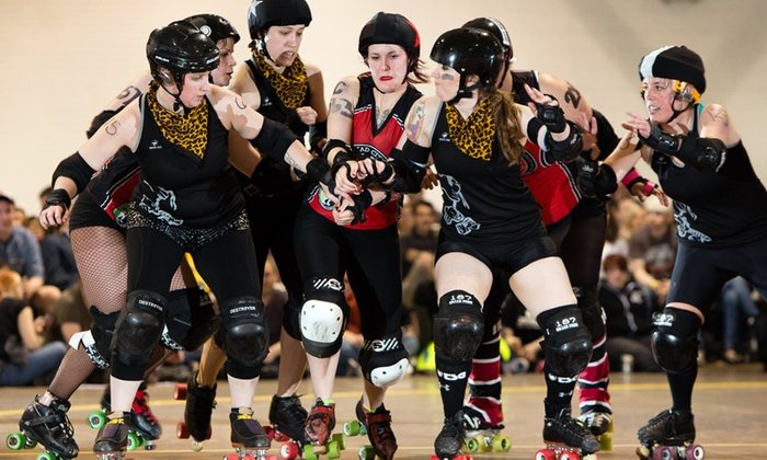 Windy City Fieldhouse - Windy City Fieldhouse: Chicago Outfit Roller Derby