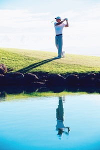 $12.50 For 9 Holes Of Golf For 2 With A Cart (Reg. $25)