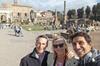 Tour del Colosseo e dell'antica Roma guidato da Tommaso con preliev...