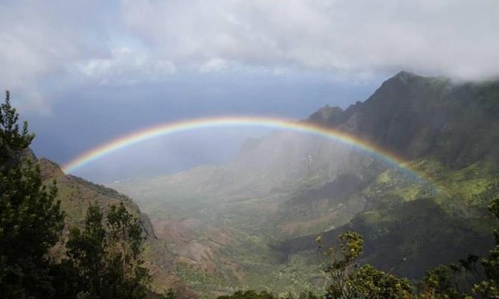 Waimea Canyon and Kauai South Side Tour