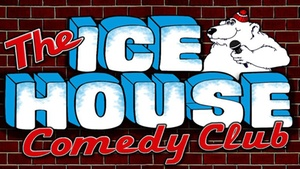 The Ice House Main Room : The Ice House Comedy Club