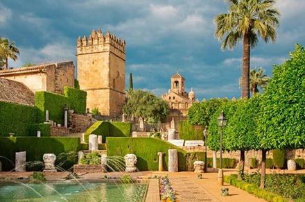 Traslado privado de Sevilla a Granada con visita a Córdoba