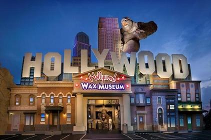 Hollywood Wax Museum Entertainment Center All Access Pass 0c03b183-f8b9-45da-9664-4e2b4b833061