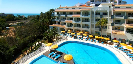 ✈ PORTUGAL | Algarve Luna Miramar Club 4* Outdoor swimming pool