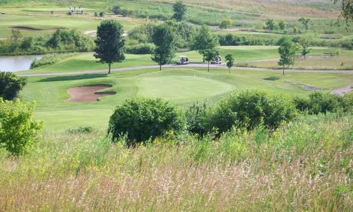 Online Booking - Round of Golf at Settler's Hill Golf Course