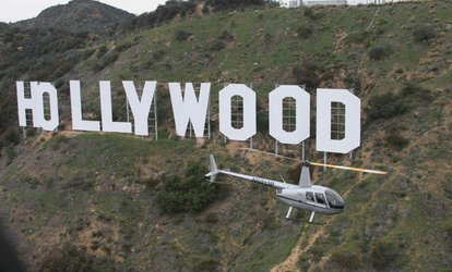Groupon Los Angeles Helicopter Tour
