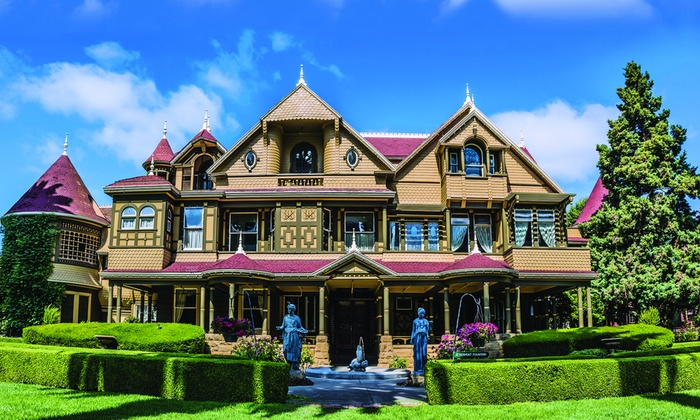 Winchester Mystery House - Winchester: Daytime Mansion Tour