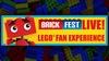 """Sacramento Convention Center - Downtown Sacramento: """"Brick Fest Live: LEGO Experience"""""""