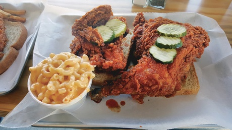 $15 For $30 Worth Of American Cuisine