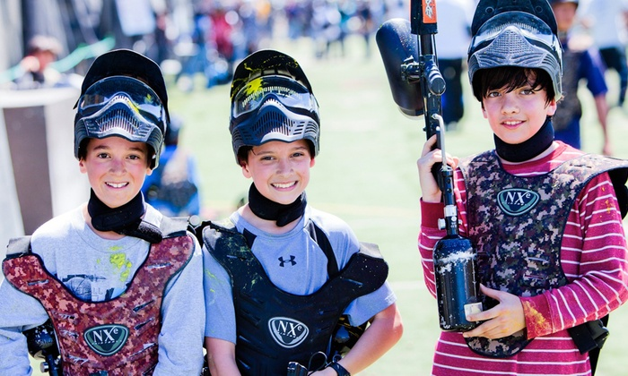 Bay Area Paintball Locations - South San Jose: Paintball in the Bay Area