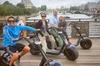 Visite de Paris en scooter électrique
