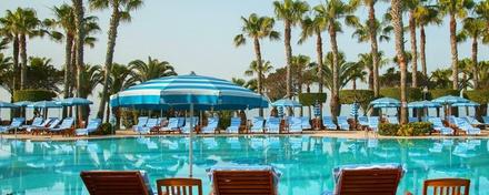 ✈ CYPRUS | Limassol GrandResort 5* Oceanfront