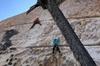 Beginner Group Rock Climbing in Joshua Tree National Park