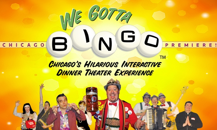 Chicago Theater Works - Chicago Theater Works: We Gotta Bingo at Chicago Theater Works